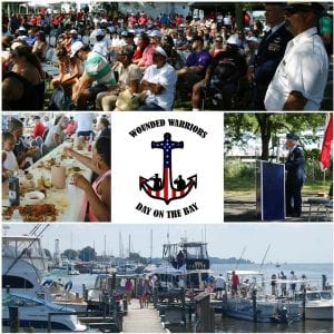Wounded Warriors Day on the Bay